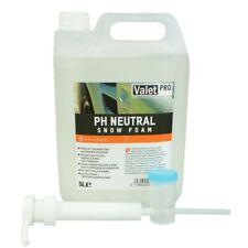VALETPRO Ph Neutral Nieve Espuma 5 litros + dispensador y jarra medir