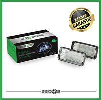 SMD LED Kennzeichenbeleuchtung Kennzeichenleuchte AUDI - kaltweiß Seidos®