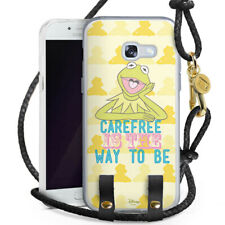 Samsung Galaxy A5 (2017) Carry Case Handykette Muppets Carefree is the way to be