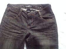 Juniors Southpole Denim Black Jeans Pant Size 5