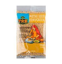 TRS 100 g Fenugrec semence Methi SEEDS Inde Fenugrec Seed graines