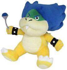 "New Super Mario Bros USA 7"" Ludwig Von Koopa Stuffed Plush Doll By Little Buddy"
