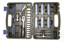 Atrox Steckschlüsselsatz 132 tlg. Knarrenkasten Ratschenkasten Werkzeug Kasten