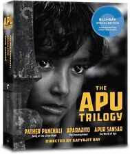 CRITERION COLLECTION: APU TRILOGY (3PC) - BLURAY - Region A - Sealed