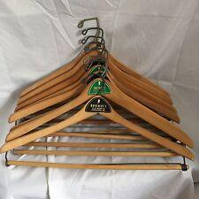 Midget antique clothes hanger