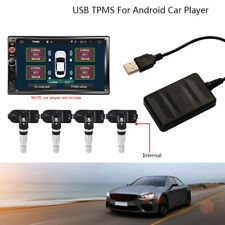 TY05N USB Android TPMS Internal Sensor Car Tire Pressure Monitoring System Kit