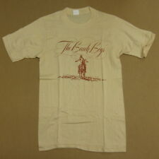 THE BEACH BOYS Brother Records 1970'S VINTAGE Promo T-SHIRT Brian WILSON Dennis
