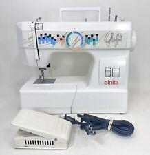 Elnita Graffiti 230 Sewing Machine