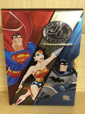 The Justice League: The Complete Series (DVD, 2010, 15-Disc Set)-1829-390-001