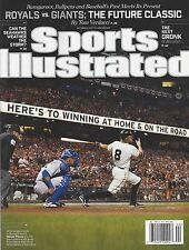 New SPORTS ILLUSTRATED HUNTER PENCE SF GIANTS WORLD SERIES 11/3/14 2014 No Label