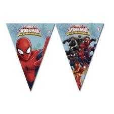 Partytüten Tüten Bag Spiderman Warriors Kinderparty Geburtstag 6 Stück