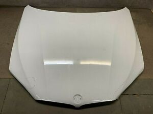 2014 2015 2016 2017 2018 BMW X5 Front Hood White OEM