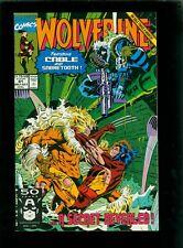 Wolverine 41 & 42 NM 9.4