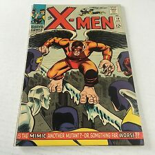 X-MEN #19 Marvel Silver Age Key 1st Appearance of MIMIC Very Fine - VF-
