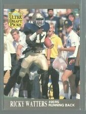 1991 Ultra #297 Ricky Watters RC (ref 93734)