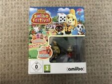 Wii U Animal crossing Amiibo Festival (special edition) 2 amiibo's included
