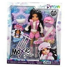 Moxie Girlz Magic Glitter Snow Doll Sophina NIB
