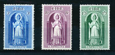 IRELAND 1961 CENTENARY ST PATRICK BLOCKS OF 4 MNH
