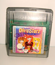 JEU NINTENDO GAME BOY COLOR ADVANCE SP DIVA STARZ