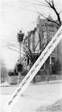 Gamewell Fire Call Box Pic from Washington, DC, 1920s