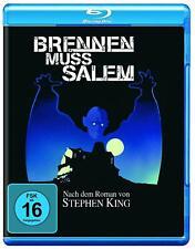 Salem's Lot (1981) - Blu Ray Disc - Stephen King - David Soul -