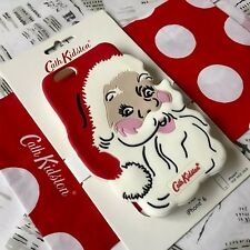 CATH KIDSTON Santa Father Christmas iPhone 6 and 6s Case Cover NEW + Gift Bag