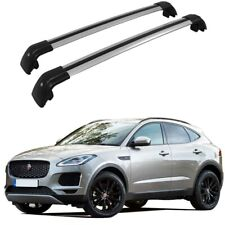 US Cross Bar for Jaguar E-pace 2017-2020 Cargo Baggage Roof Carrier Durable