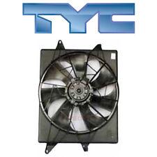 Ford Thunderbird 1994-1997 TYC 620950 Dual Radiator & Condenser Fan