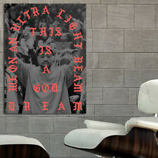Poster Mural Kanye West Madison Square Garden 40x54 inch (100x135 cm) 8mil Paper