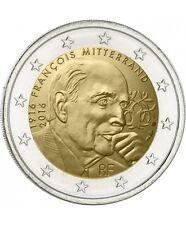 France 2016 - 2 euro commémorative - Mitterrand - UNC