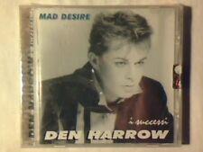 DEN HARROW Mad desire - I successi cd ITALO DISCO SIGILLATO SEALED!!!