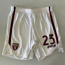 Meitè Torino panta GARA indossati Serie A 2020 2021 match worn shorts no shirt