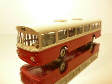 TEKNO DENMARK 851 SCANIA CR-76 COACH BUS - RED 1:50 - GOOD CONDITION