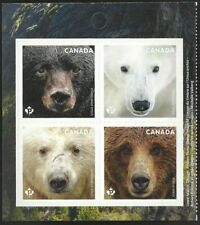 2019         Canada    BEARS / OURS       Brand New Half 2019 Booklet Issue