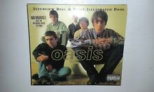 Oasis - [Interview] (Parental Advisory, 1996) no music!! with disk & small book