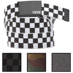 Vans Off The Wall Men's Deppster II Web Belt