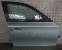 BMW 1 Series E87 Door Front Right O/S Patagoniagruen Green Metallic - A71