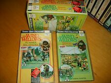 Vhs * The Wind in the Willows Spring/Summer * Thames Video Twin Pack - 6 Stories