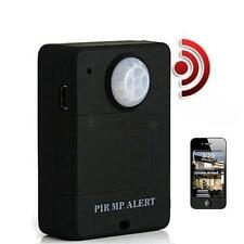 Mini Wireless Motion Gsm Alert Detection Monitor Infrared Sensor Pir Mp Alarm Oy