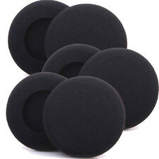 50MM 10pc Foam Ear Pads Cushion Sponge Earpads Headphone Headset Cover Accessory