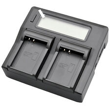 Quick LCD Battery Charger for Olympus BLN-1 BCN-1 OMD E-M1 EM1 E-M5 EM5 II Pen