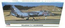 HASEGAWA 1:72 MITSUBISHI T-2 AGGRESSOR - PLASTIC MODEL KIT  P/N: 00359