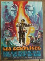 Plakat Les Complices Michael J.Pollard Bradford Dillman Hope Lange 60x80cm