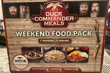 Duck Commander Meals Emergency Food Supply