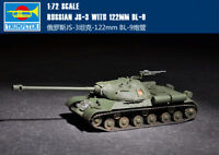 Trumpeter 1/72 07163 Russian JS-3 with 122mm BL-9