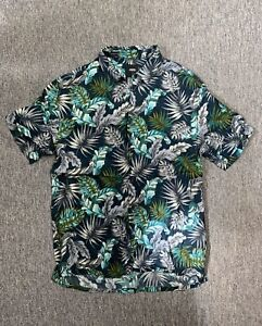 Burton Short Sleeve Shirt Size Large