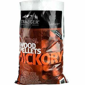 Traeger Hartholz Pellets Hickory, 9 kg Beutel (2,10 EUR pro kg)