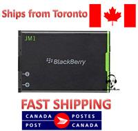 BlackBerry OEM JM1 Battery for Bold 9900 9930 9790 Torch 9850 9860 Curve 9380