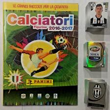 Calciatori panini 2016 17 - Album Vuoto + set completo 745 figurine stickers