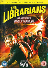 TV - DVD-The Librarians Complete Season 4  DVD NEW